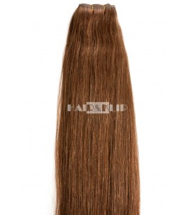 CABELLO COSIDO COLOR 6, 80 - 85 CM