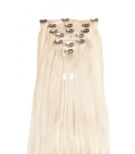 EXTENSIONES CLIPS COLOR 613 50 CM