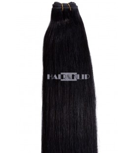 CABELLO COSIDO COLOR 1, 70 - 75 CM
