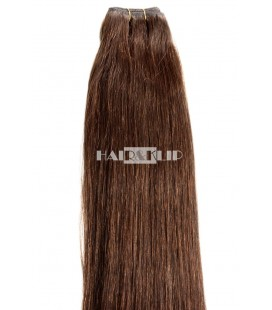 CABELLO COSIDO COLOR 4, 70 - 75 CM