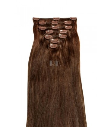 EXTENSIONES CLIPS COLOR 6 50 CM